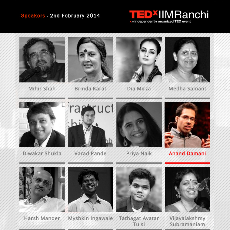 Behavioural Design talk at TEDxIIMRanchi