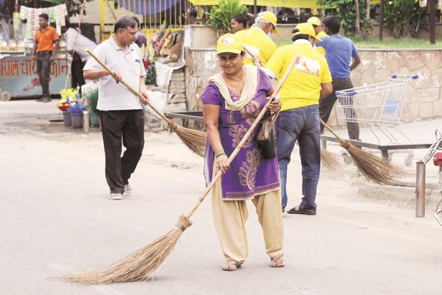 Moving towards Swachh Bharat (Mint)