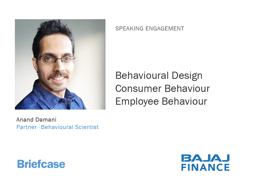 Consumer and Employee behaviour (Bajaj Finance)